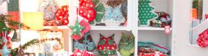 Weihnachtsstoffe von Tante Ema®