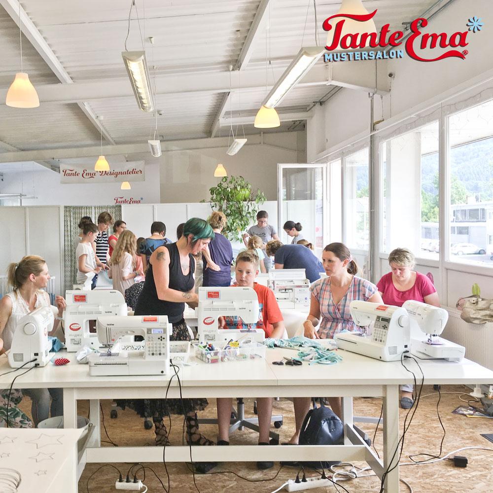 Einhorn-Party im Tante Ema® Loft