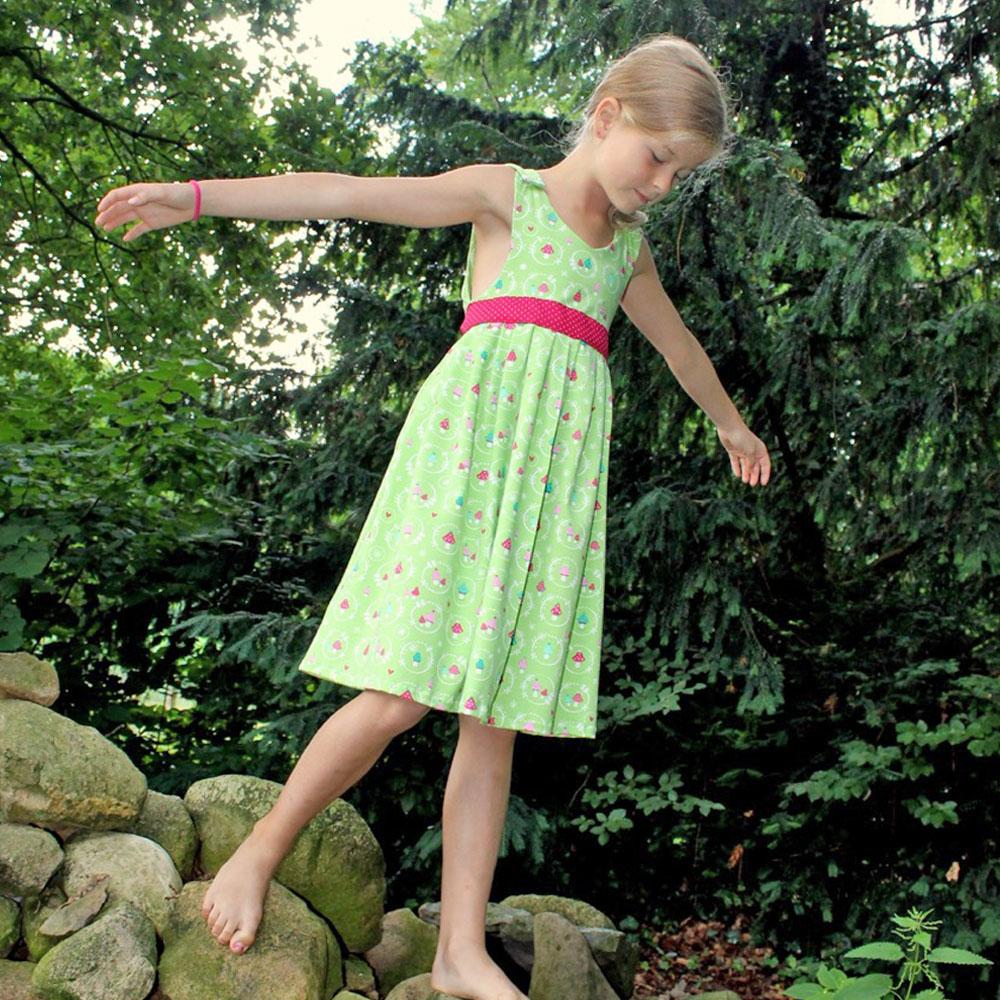 Finn liebt Annie® Stoff Frühlingswald
