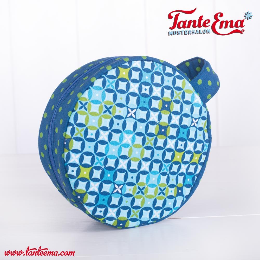 Tante Emas® Kulturtasche aus dem Schnittmuster Nr. 5 (Kleines Nähglück)