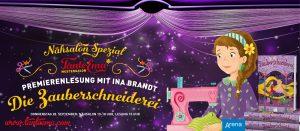 Premierenlesung Ina Brandt