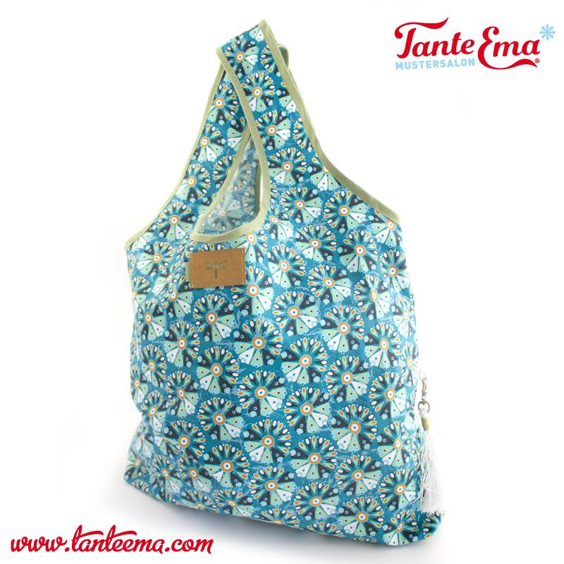 Tante Ema® Baumwollstoff Blütenrad